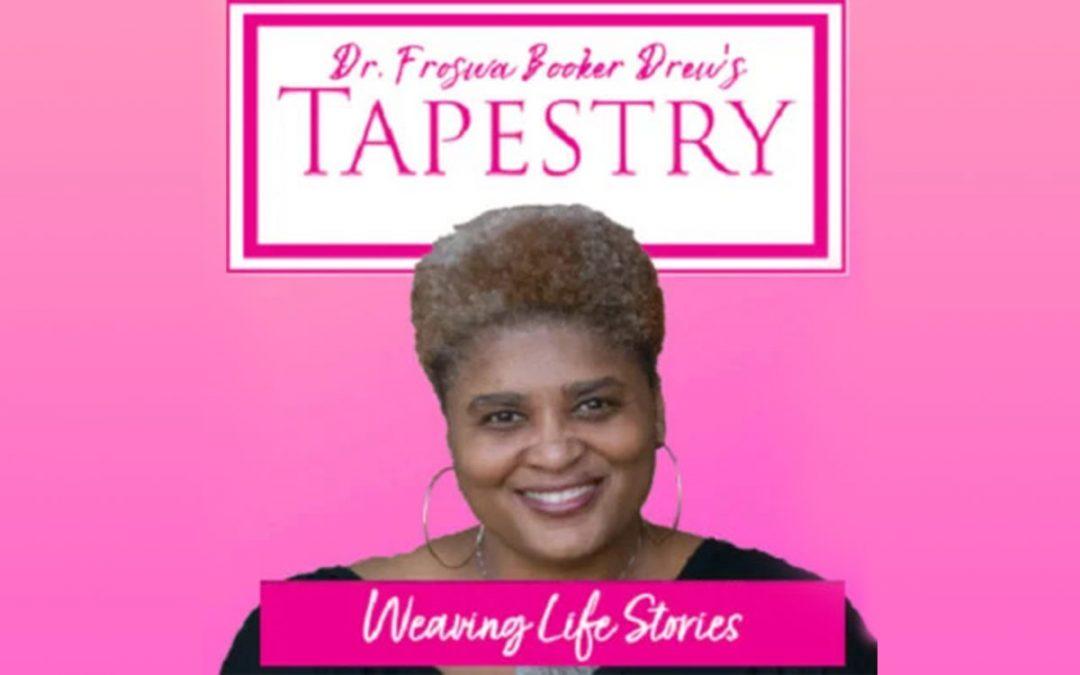 Froswa Booker-Drew interviews Maureen Walker for The Tapestry